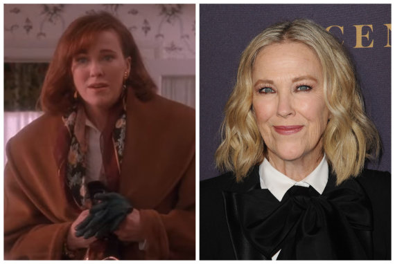 Youtube.com ir Vida Press nuotr. /Catherine O'Hara