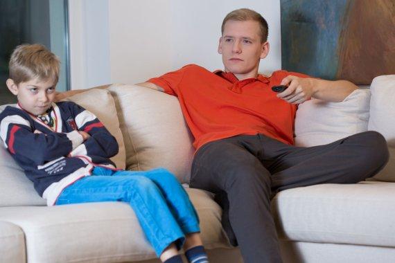 123rf.com nuotr./Vaikas pyksta