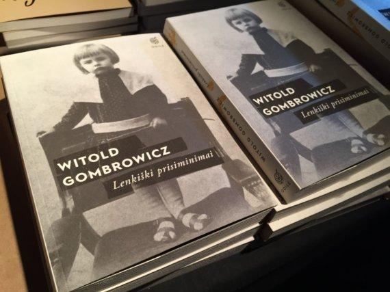 """15min nuotr./Knyga """"Lenkiški prisiminimai"""""""