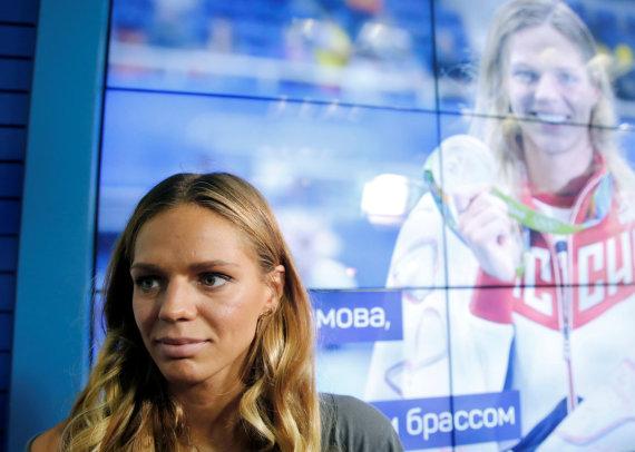 """""""Reuters""""/""""Scanpix"""" nuotr./Julija Jefimova"""