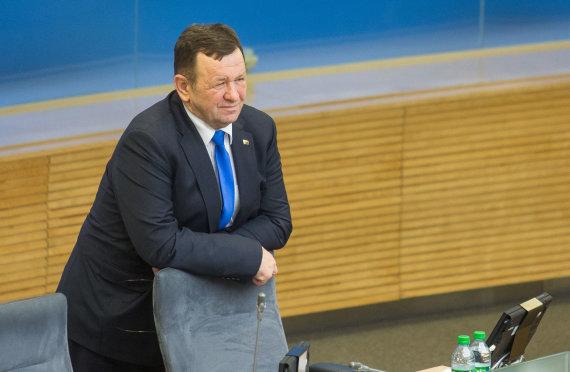 Luko Balandžio / 15min nuotr./Kęstutis Pūkas