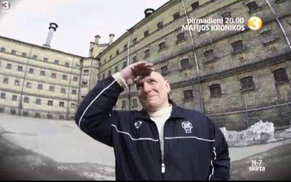 Kadras iš TV3 laidos/Valerijus Januškevičius