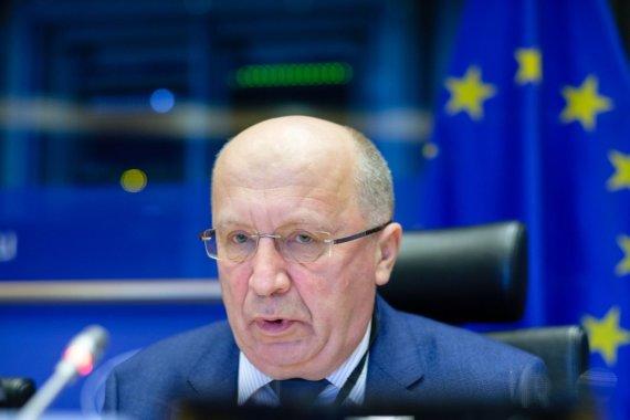 Europos liaudies frakcijos Europos Parlamente nuotr./A.Kubilius