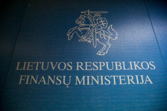 Juliaus Kalinsko / 15min nuotr./Finansų ministerija