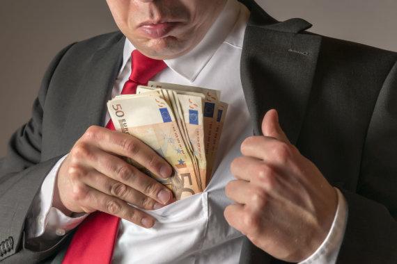 123RF.com nuotr./Šešėlinė ekonomika