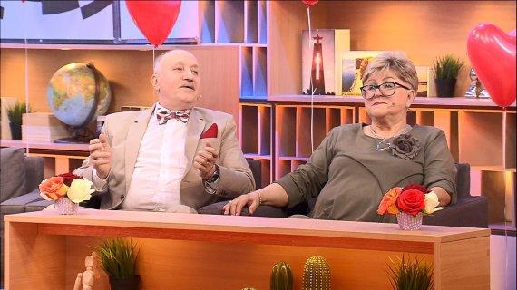 LNK nuotr./Antanas Čapas su žmona Joana