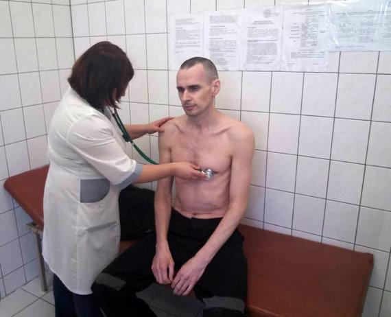 """Scanpix""/AP nuotr./Olegas Sencovas"