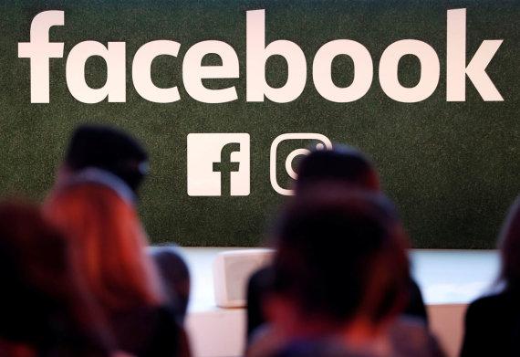 """Reuters""/""Scanpix"" nuotr./""Facebook"""