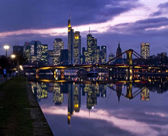 """""""Scanpix""""/AP nuotr./Frankfurtas"""