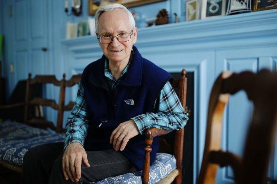 """AFP/""""Scanpix"""" nuotr./Rusų chemikas Vilas Mirzajanovas, kuris pirmasis atskleidė nervus paralyžiuojančių medžiagų """"Novičiok"""" egzistavimą"""