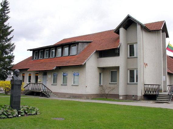 Wikipedia.org nuotr./Poeto Jono Aisčio muziejus Rumšiškėse