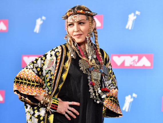 AFP / Scanpix / Photo of MTV Awards