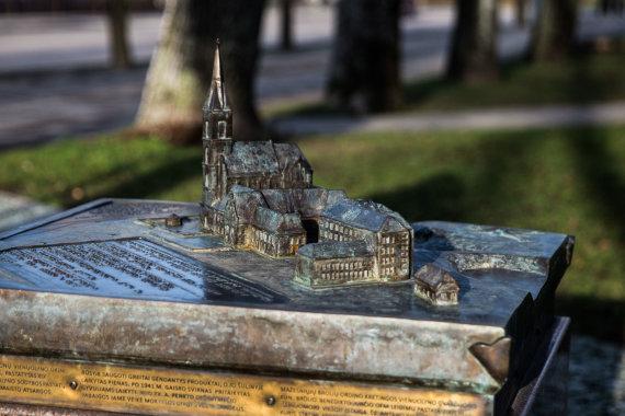 Ignoto Kuprio / 15min nuotr./Kretingos bažnyčia ir pranciškonų vienuolynas