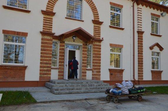 Kalėjimų departamento nuotr./Alytaus pataisos namai