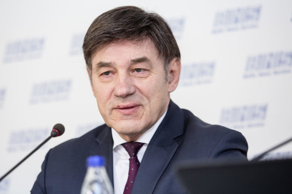 Luko Balandžio / 15min nuotr./Juozas Augutis