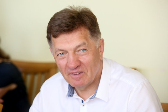 Vidmanto Balkūno / 15min nuotr./Algirdas Butkevičius