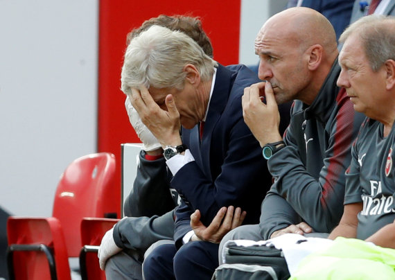 """Reuters""/""Scanpix"" nuotr./Arsene'as Wengeras"