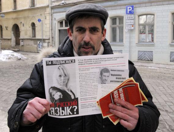 """""""Scanpix""""/AP nuotr./Vladimiras Lindermanas 2012 metais"""