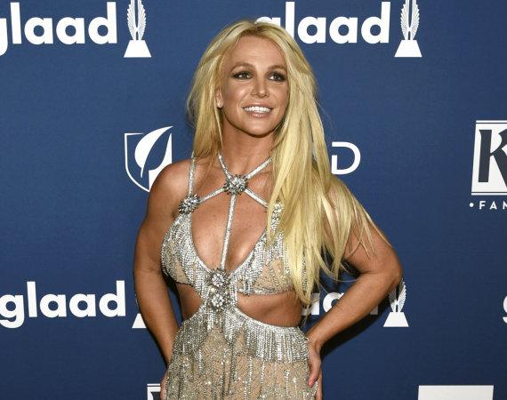 """""""Scanpix""""/AP nuotr./Britney Spears"""