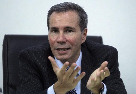 """Reuters""/""Scanpix"" nuotr./Alberto Nismanas"