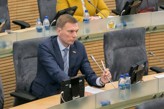 Juliaus Kalinsko / 15min nuotr./Mindaugas Puidokas