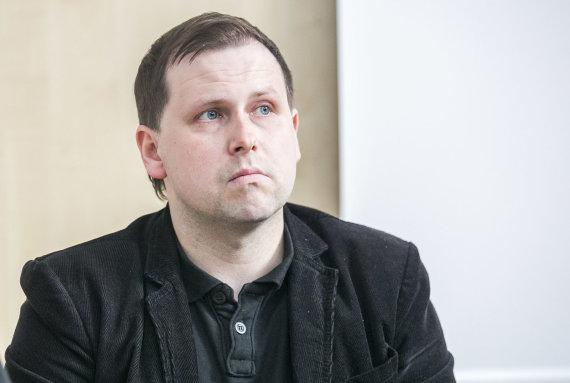 Luko Balandžio / 15min nuotr./Mažvydas Jastramskis
