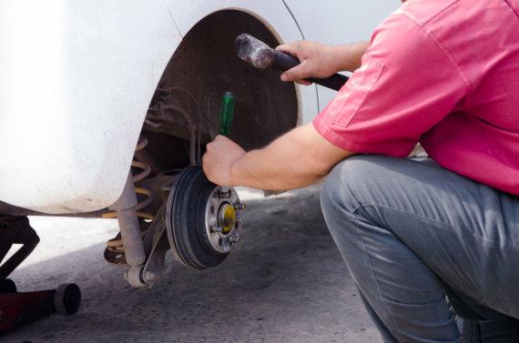 123RF.com nuotr./Automobilių servisas