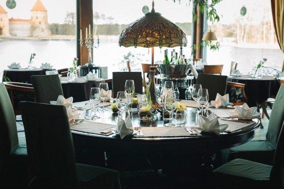 """Restorano archyvo nuotr./Restoranas """"Apvalaus stalo klubas"""""""