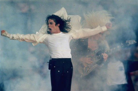 """Scanpix""/AP nuotr./Michaelas Jacksonas (1993 m.)"