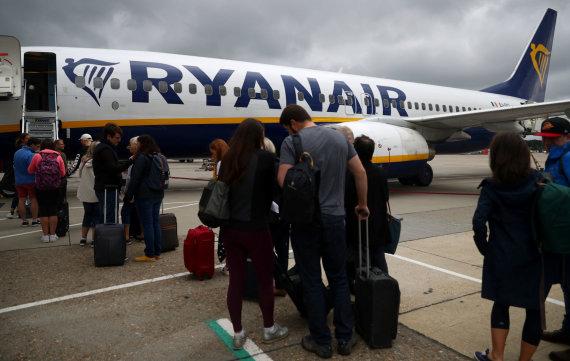 """Reuters""/""Scanpix"" nuotr./""Ryanair"""
