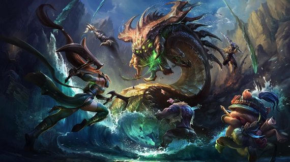 """Bendrovės nuotr./""""League of Legends"""""""