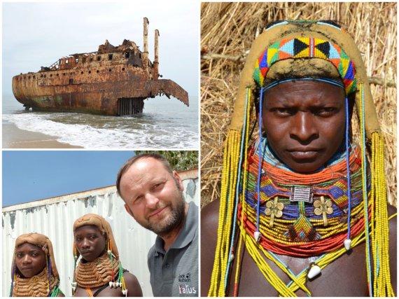 Kelionė į vieną uždariausių Afrikos šalių – Angolą