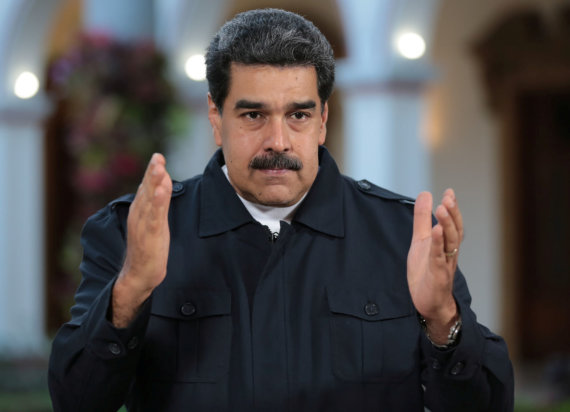 """Reuters""/""Scanpix"" nuotr./Nicolas Maduro"