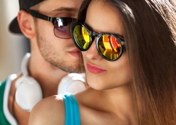 123RF.com nuotr./Įsimylėjėliai
