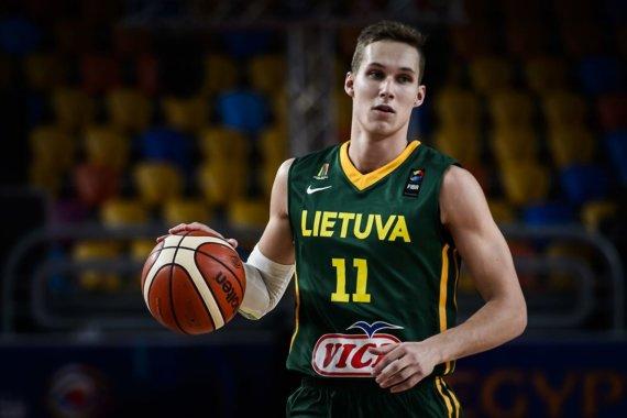 FIBA nuotr./Tadas Sedekerskis