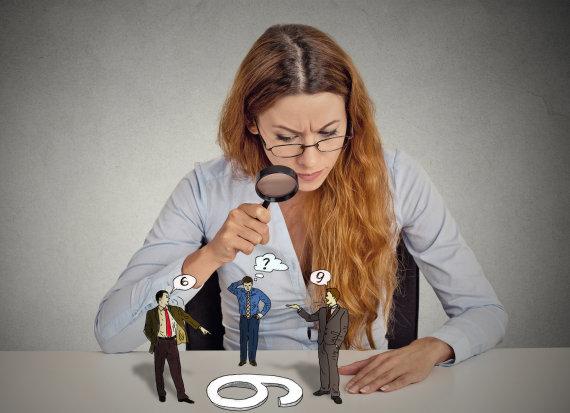 Shutterstock nuotr./Kaip išmokti tinkamai kritikuoti?