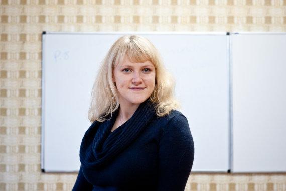 Evgenijos Levin nuotr./Rūta Pivoriūnaitė
