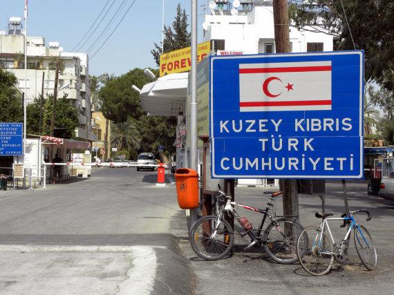 Vaido Mikaičio nuotr./Įėjimas į  turkų Nikosiją