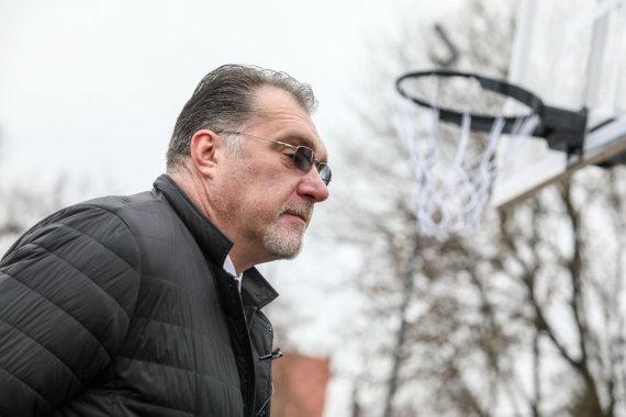 Eriko Ovčarenko / 15min nuotr./Arvydas Sabonis
