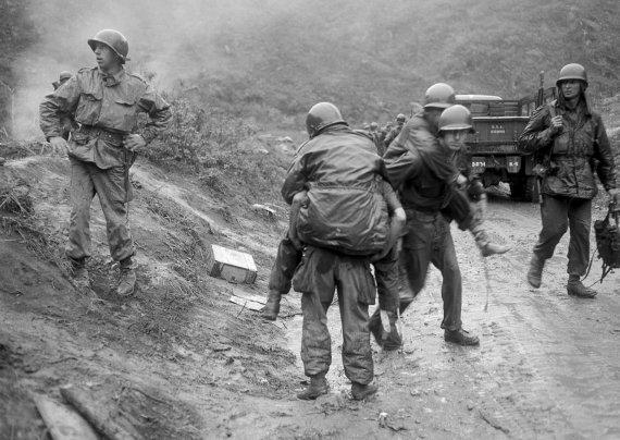 """Scanpix""/AP nuotr./Korėjos karas"