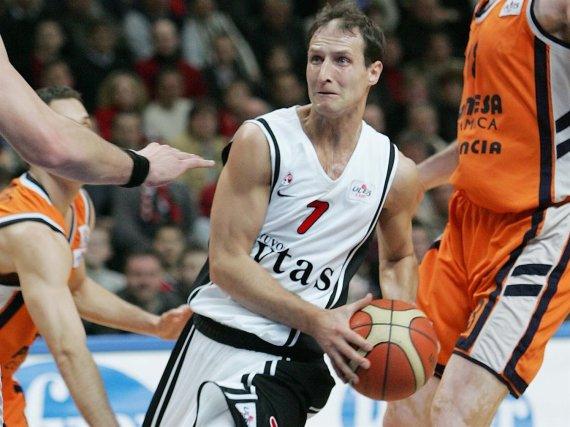 eurocupbasketball/Robertas Štelmahers