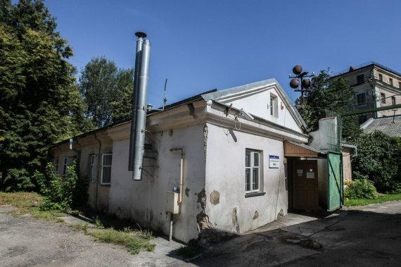 "Juliaus Kalinsko / 15min nuotr./Nakvynės namai ""Sala"""