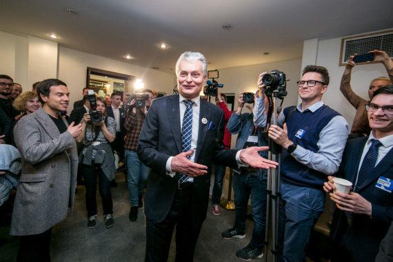 Juliaus Kalinsko / 15min nuotr./Gintanas Nausėda