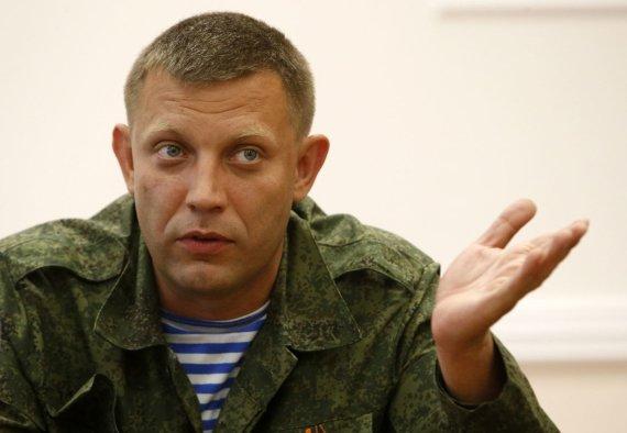 """Reuters""/""Scanpix"" nuotr./Aleksandras Zacharčenka"