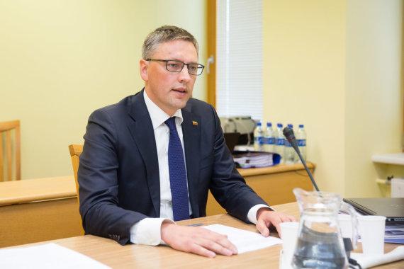 Irmanto Gelūno / 15min nuotr./Vytautas Bakas