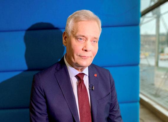 """Reuters""/""Scanpix"" nuotr./Antti Rinne"