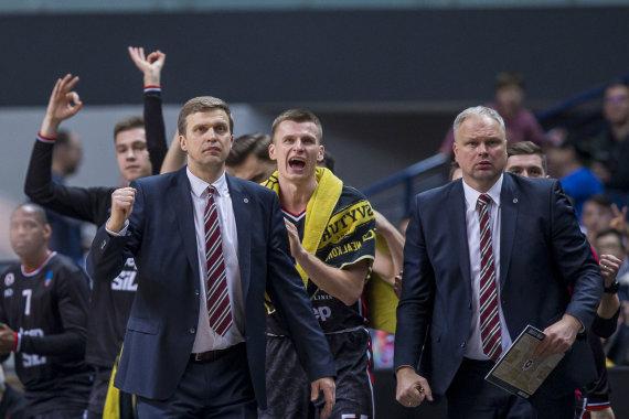 """Roko Lukoševičiaus / 15min nuotr./Vilniaus """"Rytas"""""""