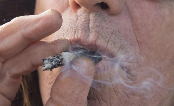 """""""Scanpix"""" nuotr./Marihuana"""