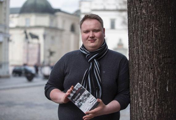 Juliaus Kalinsko / 15min nuotr./Mantas Toločka