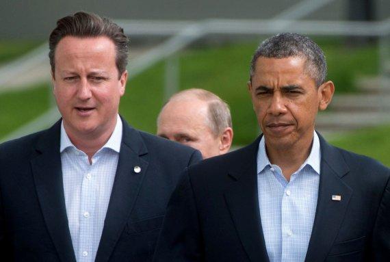 """AFP/""""Scanpix"""" nuotr./G8 susitikimas"""